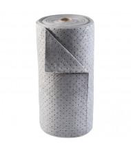 Anchor Brand 30 Gal. Universal Sorbent-Pad Roll, 30 W x 120 L, Grey