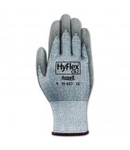 AnsellPro HyFlex 627 Light-Duty Gloves, Size 10, Dyneema/Lycra/Polyurethane, GY, 12/Pair