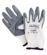 AnsellPro HyFlex Foam Gloves, Size 6, 12/Pair