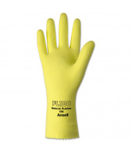 AnsellPro ProTuf Latex/Nylon Lightweight Gloves, Large, 12/Pair