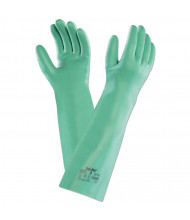 AnsellPro Sol-Vex Nitrile Gloves, Size 9, 12/Pair