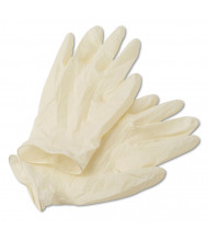 AnsellPro XT Premium Latex Disposable Gloves, Powder-Free, X-Large, 100/Pack