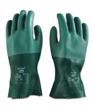 AnsellPro  Scorpio Neoprene Gloves, Green, Size 10