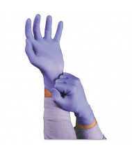 AnsellPro TNT Disposable Nitrile Gloves, Non-powdered, Blue, Medium, 100/Pack