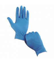 AnsellPro TNT Blue Single-Use Gloves, Small, 100/Pack