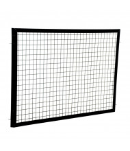 Vestil Adjustable Perimeter Guard Panel Barrier System (3 x 5)