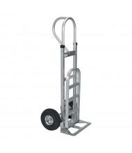 Vestil APHT-500A P-Handle 500 lb. Aluminum Hand Truck, Pneumatic Wheels