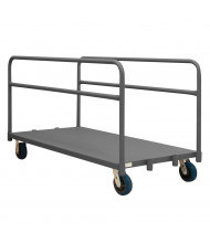 Durham Steel 3600 lb Load 2-Divider Adjustable Panel Trucks