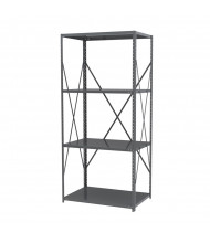 Akro-Mils Open-Back Storage Shelving Units (4-Shelf model shown)