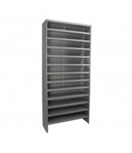 "Akro-Mils 13-Shelf 18"" D Closed-Back Storage Shelving Unit"