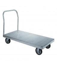 Wesco ATP Aluminum Treadplate Platform Trucks