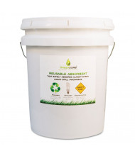 "GreenSorb Sorbent 25 Lbs. Eco-Friendly Sorbent, 12"" W x 12"" L x 15"" H"