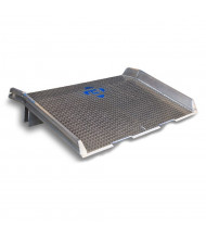 Bluff 15ATD 15,000 lb Load Welded Curb Aluminum Dock Boards
