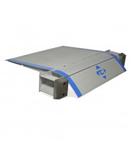 "Bluff Lo-Dock LD 72"" W Mechanical Dock Levelers 20,000 to 30,000 lb Load"