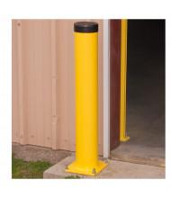 """Bluff 4"""" Round Steel Bollard Posts"""