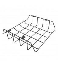 Balt Wire Book Box for Balt Shapes Desk, Black