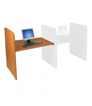Balt Student Study H-Carrel, Add-On Unit
