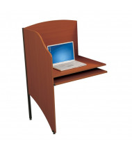 Balt Student Add-A-Carrel, Cherry