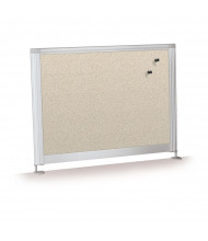 Balt Bulletin Board Desk Privacy Panels