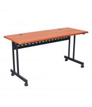 "Balt Task 72"" W x 24"" D Training Table (Shown in Cherry)"
