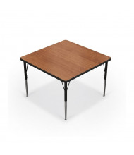 "Balt 36"" x 36"" Square Classroom Activity Table (Amber Cherry)"