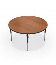 "Balt 48"" Round Classroom Activity Table (Amber Cherry)"