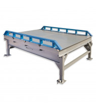 Bluff 8' W 16,000 to 30,000 lb Load Adjustable Portable Dock Platforms