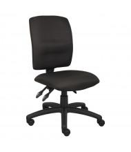 Boss B3035 Multifunction Fabric Mid-Back Task Chair