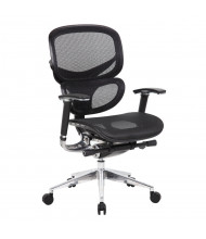 Boss B6888-BK Ergonomic Mesh High-Back Task Chair