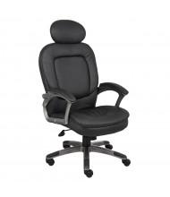 Boss B7101 Pillow-Top CaressoftPlus High-Back Executive Office Chair