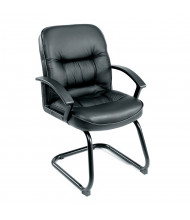 Boss B7309 LeatherPlus Mid-Back Guest Chair
