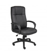 Boss B7901 CaressoftPlus High-Back Executive Office Chair