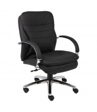 Boss Habanera Contemporary CaressoftPlus Mid-Back Managers Chair
