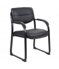Boss B9519 LeatherPlus Low-Back Guest Chair