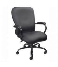 Boss B990-CP Big & Tall 350 lb. Heavy-Duty High-Back Executive Office Chair