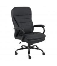Boss B991 Big & Tall 350 lb. Heavy-Duty High-Back Executive Office Chair (Shown in Black)