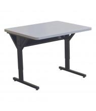 """Balt Brawny 36"""" W x 30"""" D Training Table"""