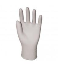 Boardwalk Powder-Free Synthetic Examination Vinyl Gloves, Medium, Cream, 5 mil, 100/Pack