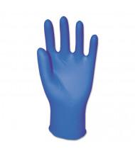 Boardwalk Disposable Powder-Free Nitrile Gloves, Medium, Blue, 5 mil, 1,000/Pack
