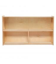 "Wood Designs Contender 27"" H Versatile Single Storage Unit"