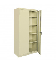 "Sandusky 36"" W Classic Storage Cabinets, Assembled (Shown in Putty)"