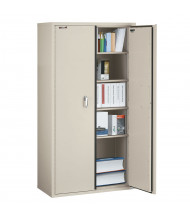FireKing CF7236-D Fireproof Storage Cabinet (Shown in Parchment)