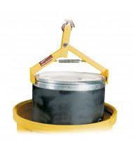 """Vestil CHDL-1620 1000 lb Load 16"""" to 20"""" Dia. Drum Lifter"""