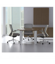 "Cherryman Verde 48"" Round Conference Table (Shown in Latte)"
