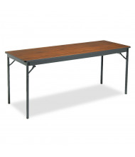 Barricks Rectangular Laminate Folding Table