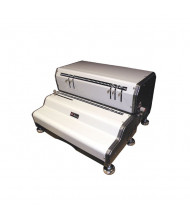 Akiles CoilMac-ECP Heavy-Duty Plastic Spiral Coil Binding Machine 4:1