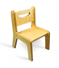 "Whitney Brothers Plus 10"" Chair (Shown in Birch)"