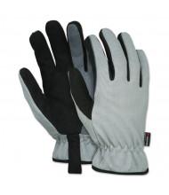 Memphis 913 Multi-Task Gloves, Large, Gray/Black