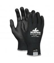 Memphis Kevlar 9178NF Gloves, Kevlar/Nitrile Foam, Black, X-Large