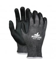 Memphis Cut Pro 92723NF Gloves, Salt & Pepper, Large, 12/Pair
